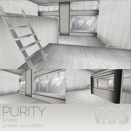 A:S:S - Purity skybox - 10L TODAY ONLY by Photos Nikolaidis