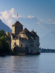 Chillon Castle    [Explore June 29, 2012 #422]