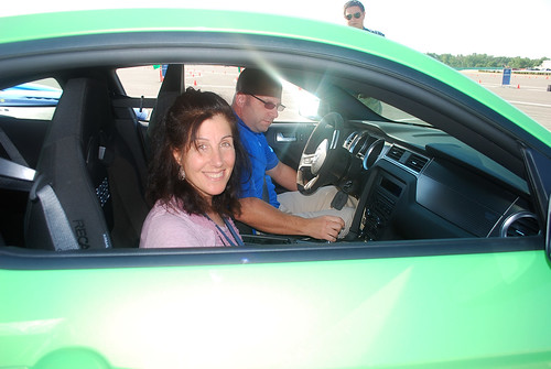 Green Talk:  Ready for my Ford Mustang Ride