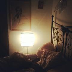 day 21: where i've slept.
