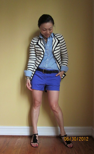 stripes & shorts