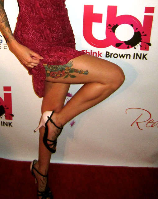 Crystal Danger, Think Brown Ink, BET Awards Pre Party by KGPR, Hosted by Karlie Redd