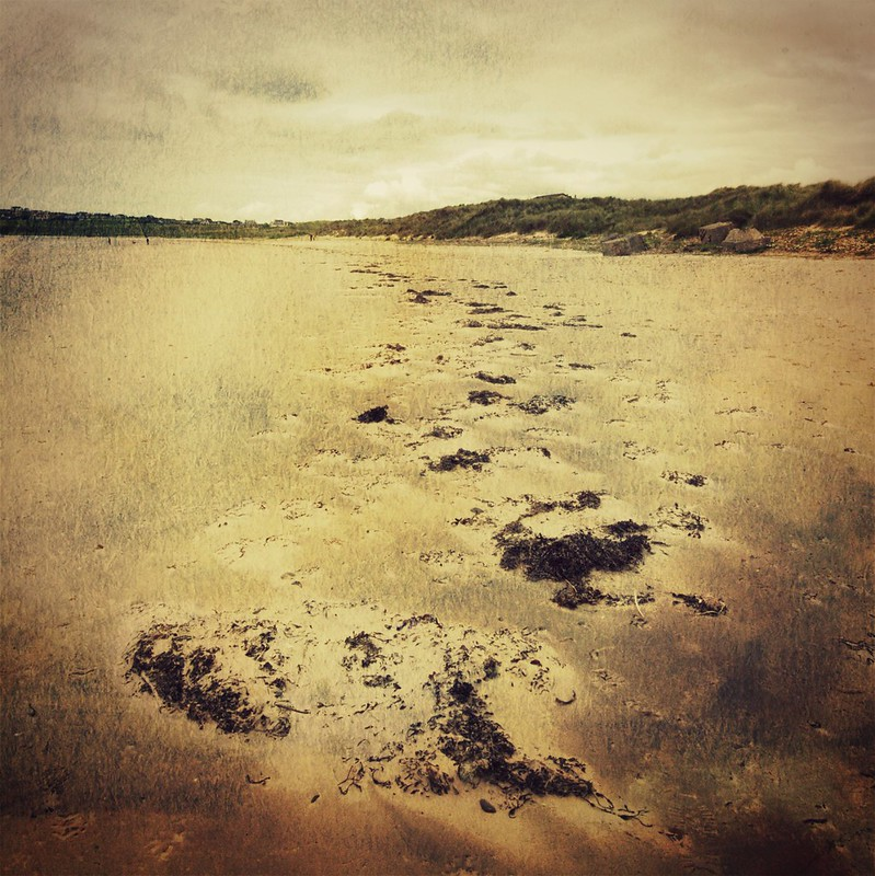 Burnished sands