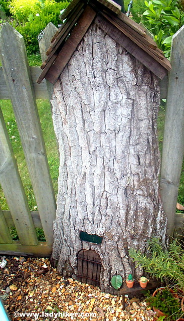fairy door, Furzey Gardens