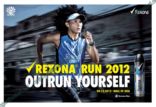Rexona Run 2012 challenges you_photo