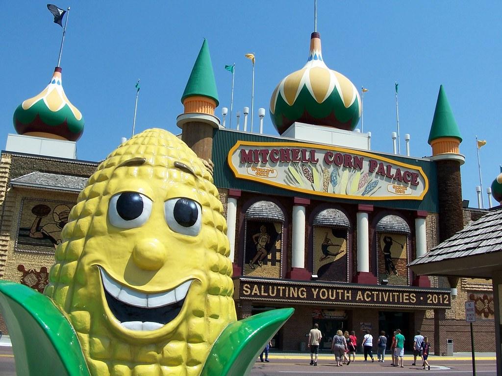 sd mitchell corn palace