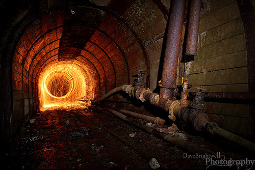 Fire In The Hole by Dave Brightwell