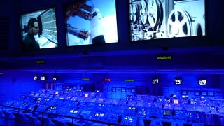 Apollo 8 Launch Control Center