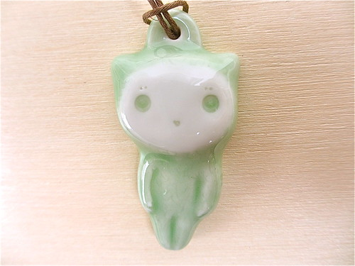 cookie baby pendant