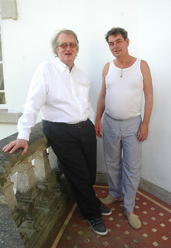 Gerrit Komrij en Charles