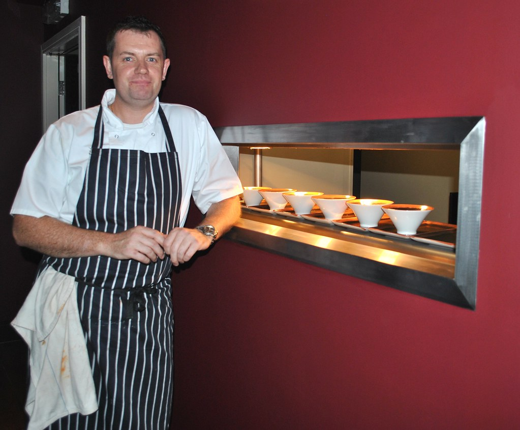 Launch Success For New Culinary Venture Martin Moore Head Flickr