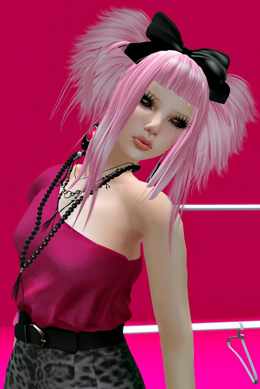 hair BC322 Dee-DOLLY Pink