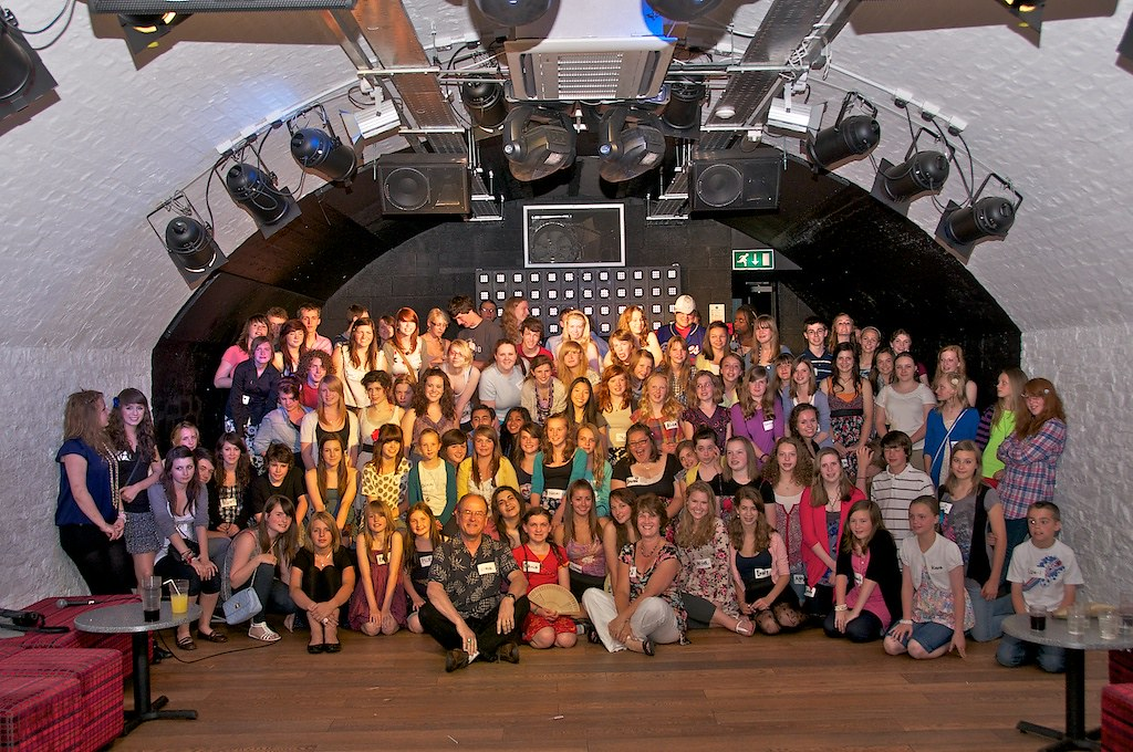 Columbia Choirs 2010 Tour of the United Kingdom