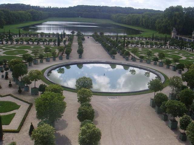 Les jardins du Chateau de Versailles