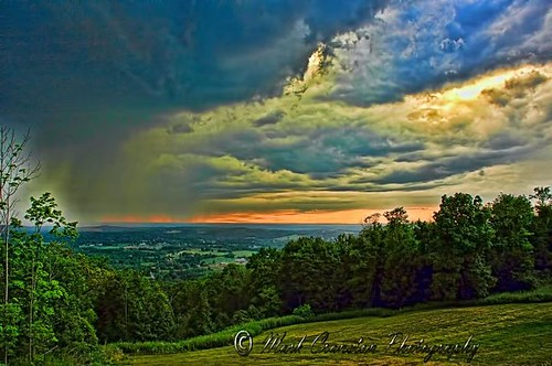 sunset clouds landscape farms hdr creamery warwickny bellvale