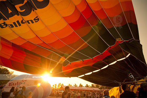 European Balloon festival.