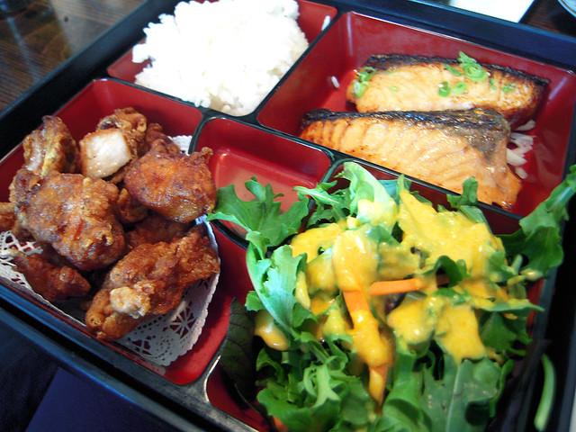 Yama Sushi Bento