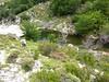 Lac et barrage du Partusu