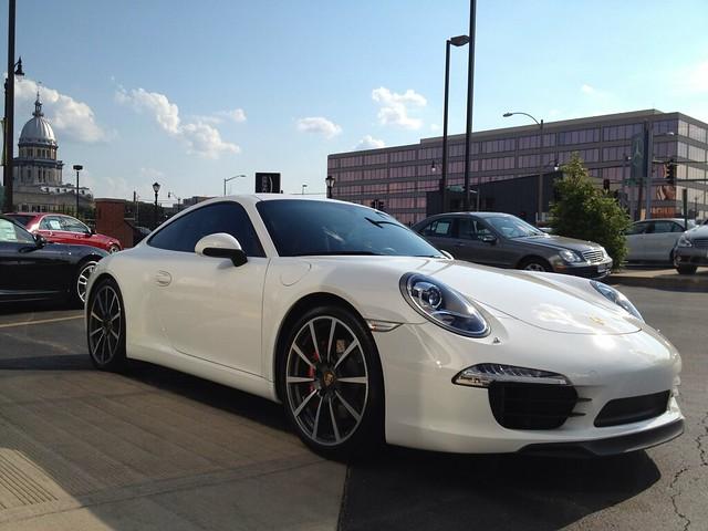2012 Porsche 911 991 Carrera S Coupe W Pdk 1 955 Miles