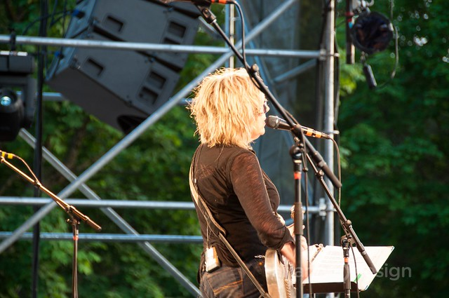 2012 Vancouver Folk Fest Day 1/Lucinda Williams