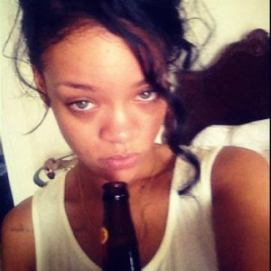 Stop Driking Rihanna