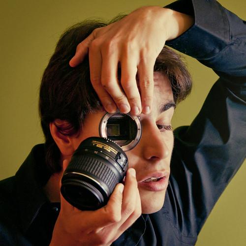 [フリー画像素材] グラフィック, フォトレタッチ, 男性, カメラ ID:201207250000