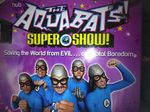 Aquabats Table!