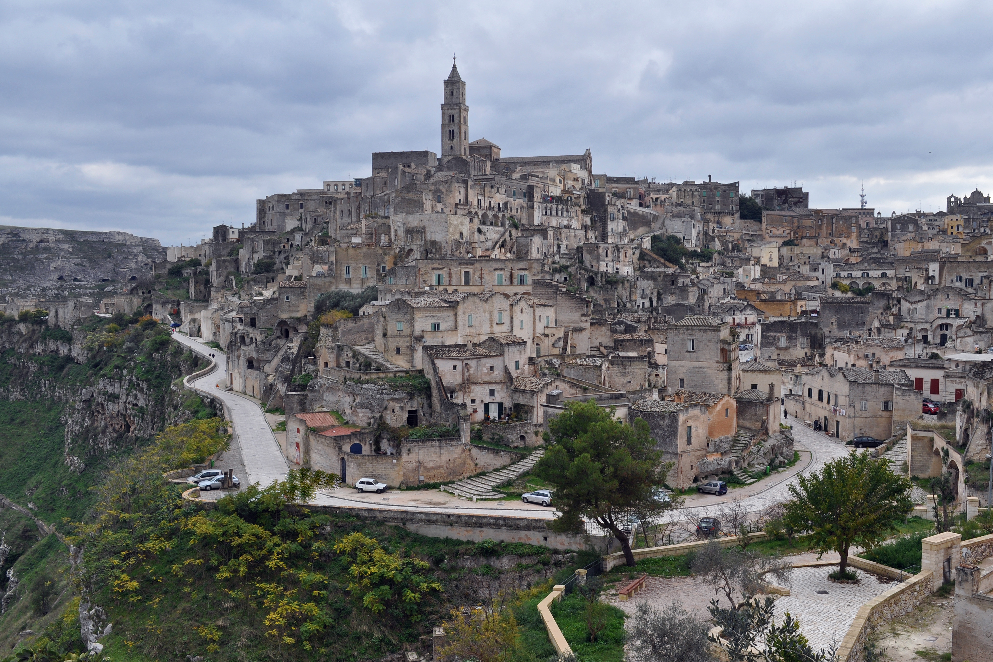 Elevation Of Matera Province Of Matera Italy Topographic Map