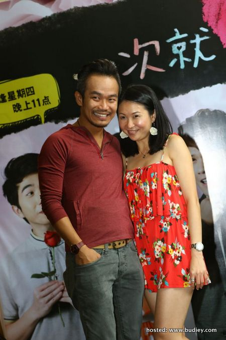 Alvin Wong & Shuben Low