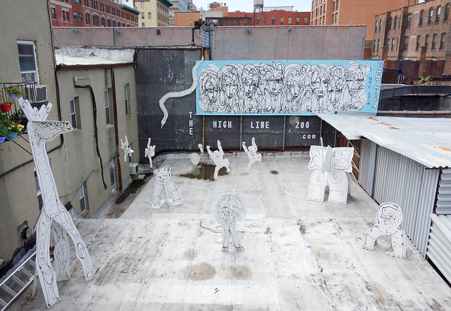 Are You Visiting the High Line? Check Out the Amazing Public Art