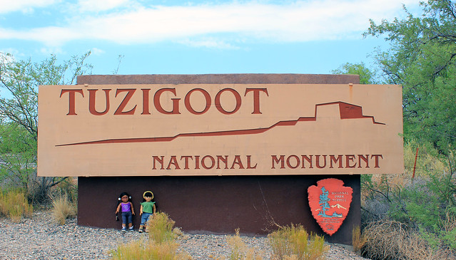 Tuzigoot! National Monument