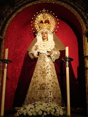 Nuestra Señora de la Caridad en su Soledad