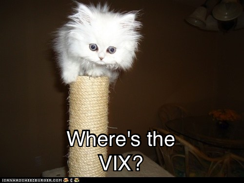 WHERES THE VIX? by Colonel Flick