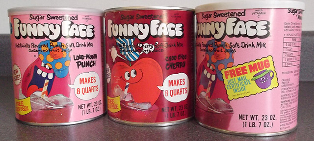 Vintage Pillsbury Funny Face, Fujifilm FinePix JX310