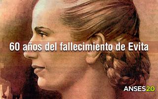 26 de julio de 1952: Muere en Buenos Aires, a los 33 años, María Eva Duarte de Perón