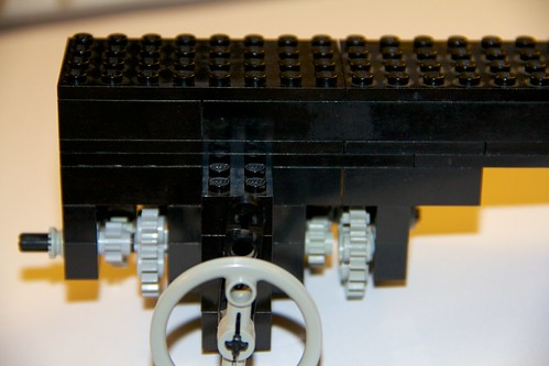 LEGO Follow Focus & Fine Zoom Adjuster - Side View
