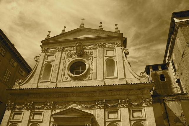 Santa Maria Maddalena in Campo Marzio (La Maddalena)