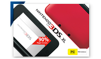 Nintendo 3DS XL Sells 200,000 Units in First Two Days