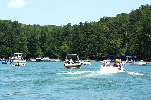 Lake Allatoona Rush Hour