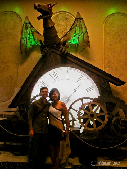 at Gershwin Theater Musical Wicked with Stephen