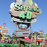 Shrek 4D - Entrance