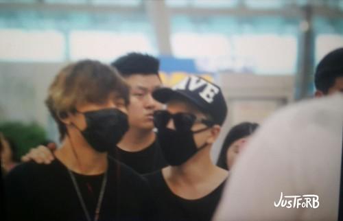 YB Dae departure Seoul to Bangkok 2015-07-10 045