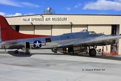 1944 Boeing B-17G-195VE Flying Fortress 4485778 Miss Angela N3509G