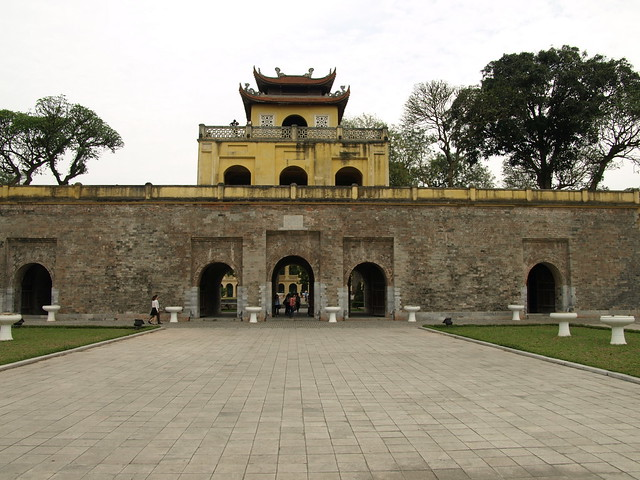 Thang Long Castle
