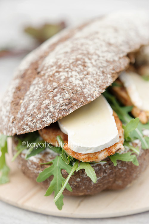 Smokey Chicken & Brie Sandwich