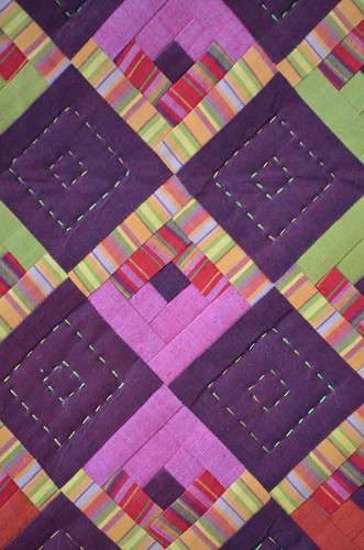 DQS 12 for me from Betsy - detail