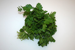 07 - Zutat Petersilie / Ingredient parsley