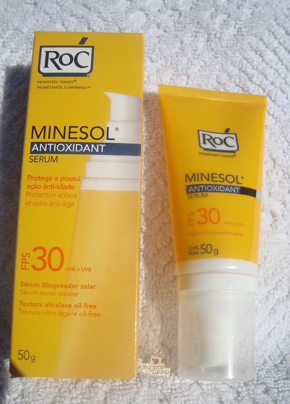 Proteja  a pele do rosto nos dias frios também: Minesol Antioxidant Serum