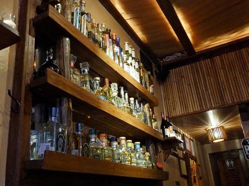 Tequilas, Mercadito Grove