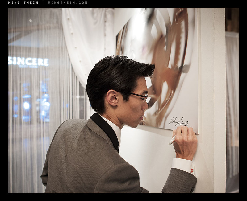Opening Night: The Art Of Watch Photography Exhibition By Our Own Ming Thein
